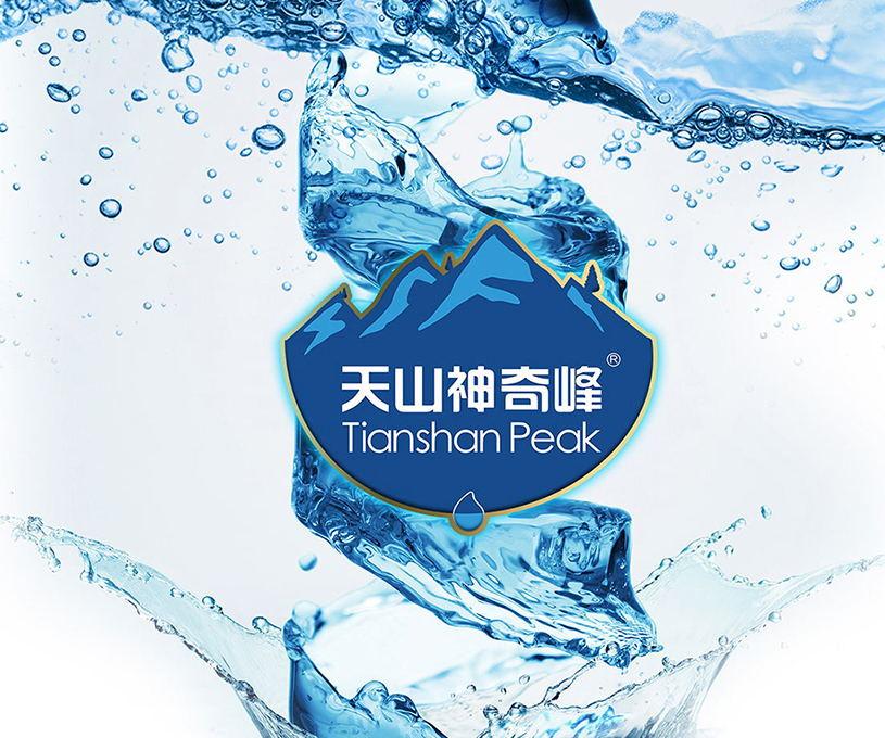 天山神奇峰矿泉水品牌形象设计