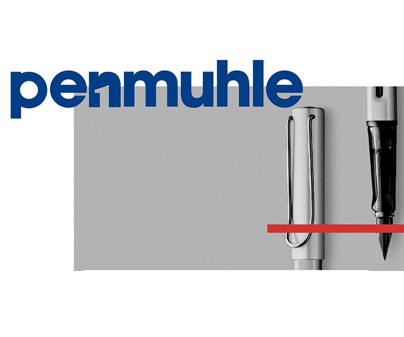 德国文具品牌笔慕penmuhle形象设计